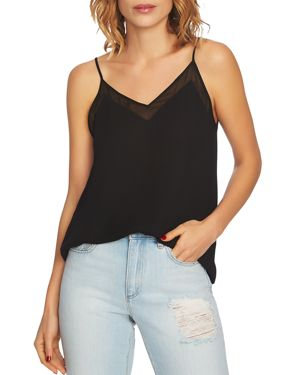 Image of 1.state Chiffon Camisole Top
