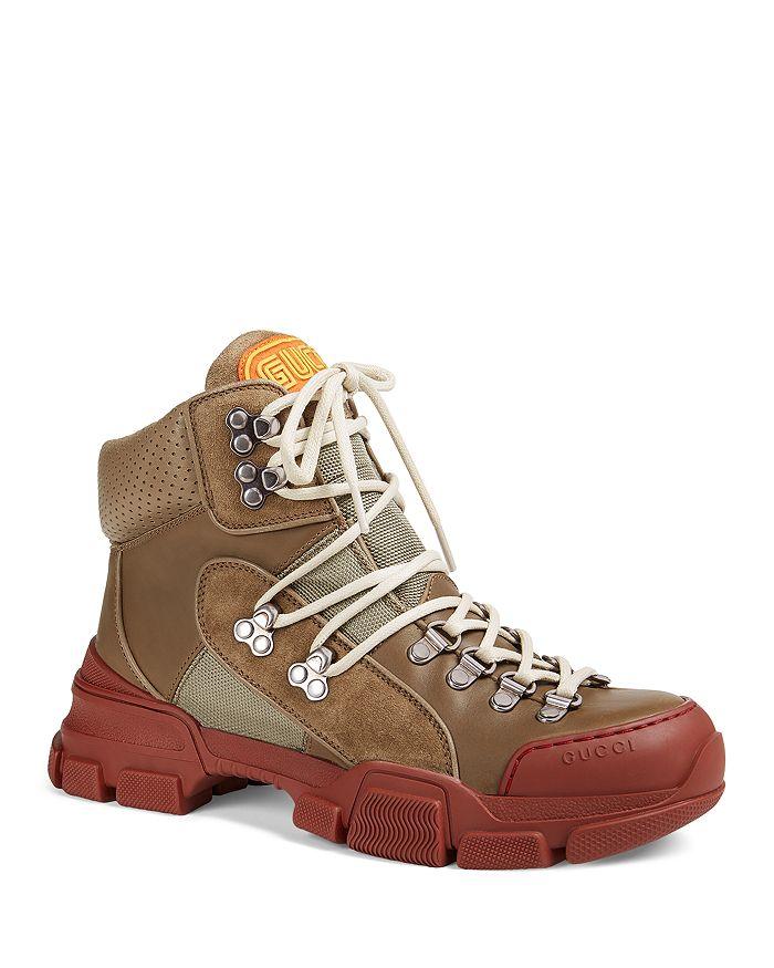 Gucci - Women's Flashtrek Trekking Boots