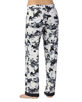 Donna Karan - Printed PJ Pants