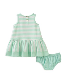 kate spade new york - Girls' Striped Ice Pop Dress & Bloomers Set - Baby