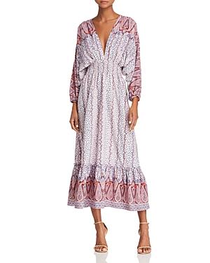 Misa MATILDA PRINTED DRESS