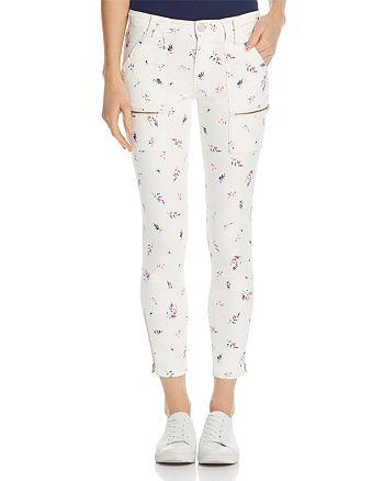 Joie - Park Floral-Print Skinny Pants