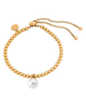 Majorica - Simulated Round Pearl Bracelet