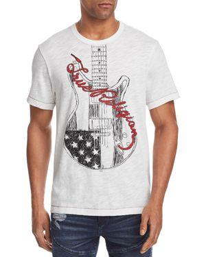 True Religion Guitar Logo Tee