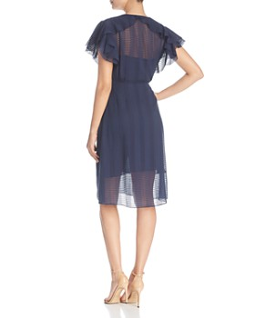 Tory Burch - Madison Silk Flutter Dress
