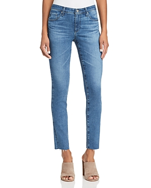 Ag Super Skinny Ankle Jeans in New Wave - 100% Exclusive-Women