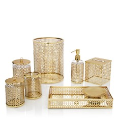 Paradigm Brass Links Bath Accessories - Bloomingdale's_0