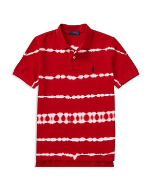 Polo Ralph Lauren Boys TieDyed Polo  Big Kid