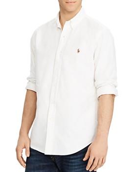 b5d1ed7be Polo Ralph Lauren - Oxford Button-Down Shirt - Classic Fit ...