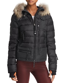 Parajumpers - Skimaster Fur Trim Down Coat