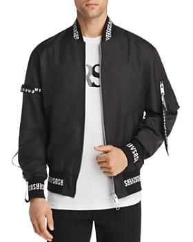 Versus Versace - Logo Bomber Jacket