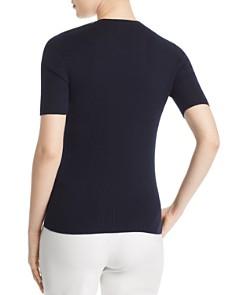 Tory Burch - Taylor Rib-Knit Cashmere Sweater