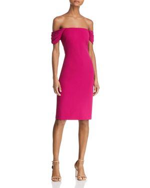 Eliza J Off-the-Shoulder Sheath Dress 3000468