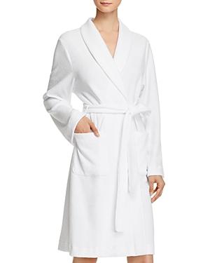 Hanro Plush Wrap Robe-Women