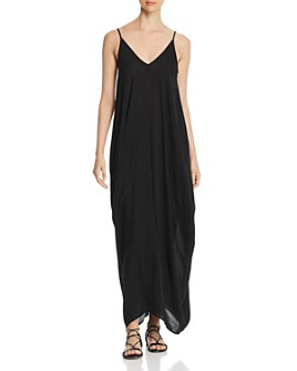 Elan - V-Neck Maxi Dress