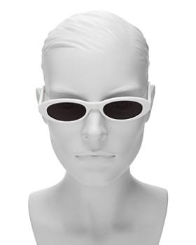 Chimi - Joel Ighe Oval Sunglasses, 50mm