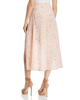 FORE - Floral Wrap Skirt