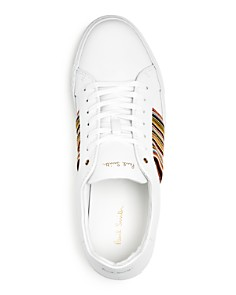Paul Smith - Men's Ivo Leather Lace-Up Sneakers