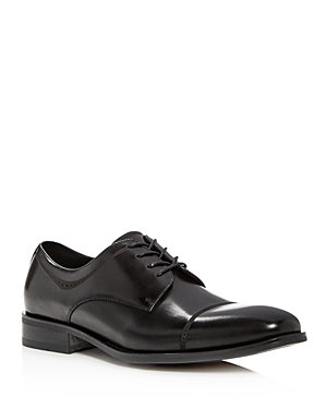 Kenneth Cole Men's Leisure Time Leather Cap Toe Oxfords