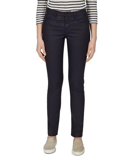 Gerard Darel - Marcelle Coated Slim Jeans