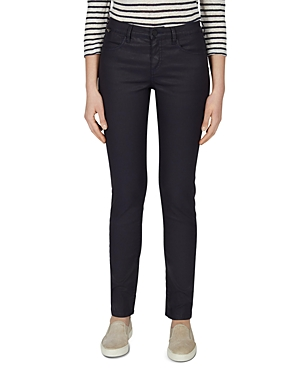 Gerard Darel Marcelle Coated Slim Jeans-Women