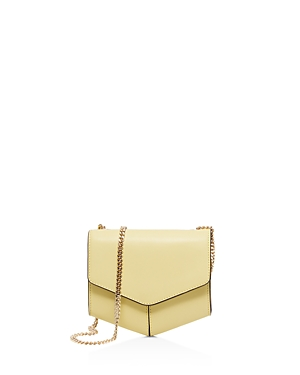 Sandro Lou Leather Crossbody