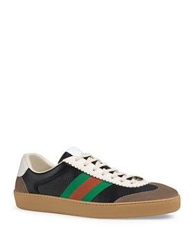 Gucci - Men's Retro Leather Sneakers