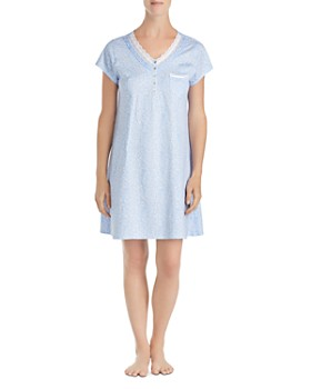 Eileen West - Cap Sleeve Short Gown