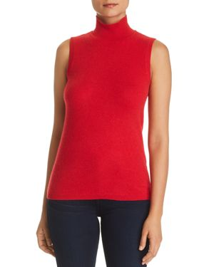 C BY BLOOMINGDALE'S SLEEVELESS CASHMERE SWEATER - 100% EXCLUSIVE