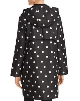 kate spade new york - Deco Dot Trench Coat