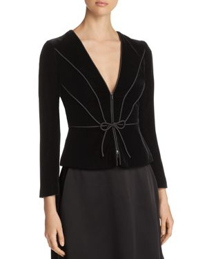 Cocktail Jackets - Item 41845943 in Black from ARMANI.COM