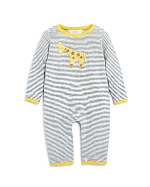 Albetta Unisex Crochet-Giraffe Striped Coverall, Baby - 100% Exclusive