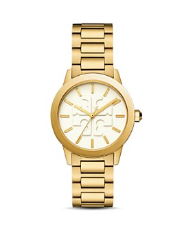 Tory Burch - Gigi Gold-Tone Watch, 36mm