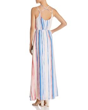 Jack by BB DAKOTA - Mally Striped Maxi Dress