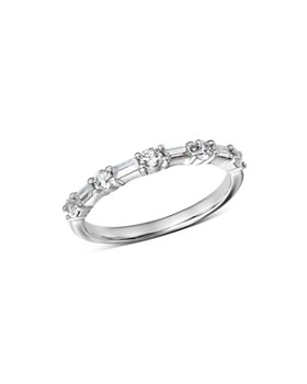Women's Diamond Band, Wedding Rings - Bloomingdale's
