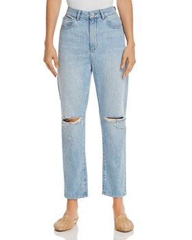 DL1961 - Susie Tapered Straight Jeans in Rowley