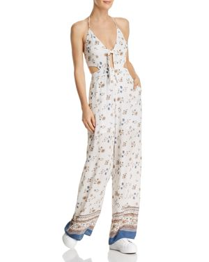 LOST AND WANDER LOST + WANDER TULUM JUMPSUIT