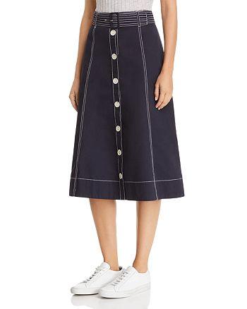 Joie - Mayaly Midi Skirt