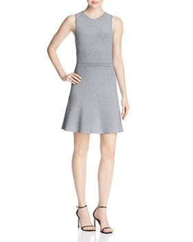 Theory - Marled Flare Dress