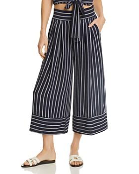 MISA Los Angeles - Nikola Striped Culottes