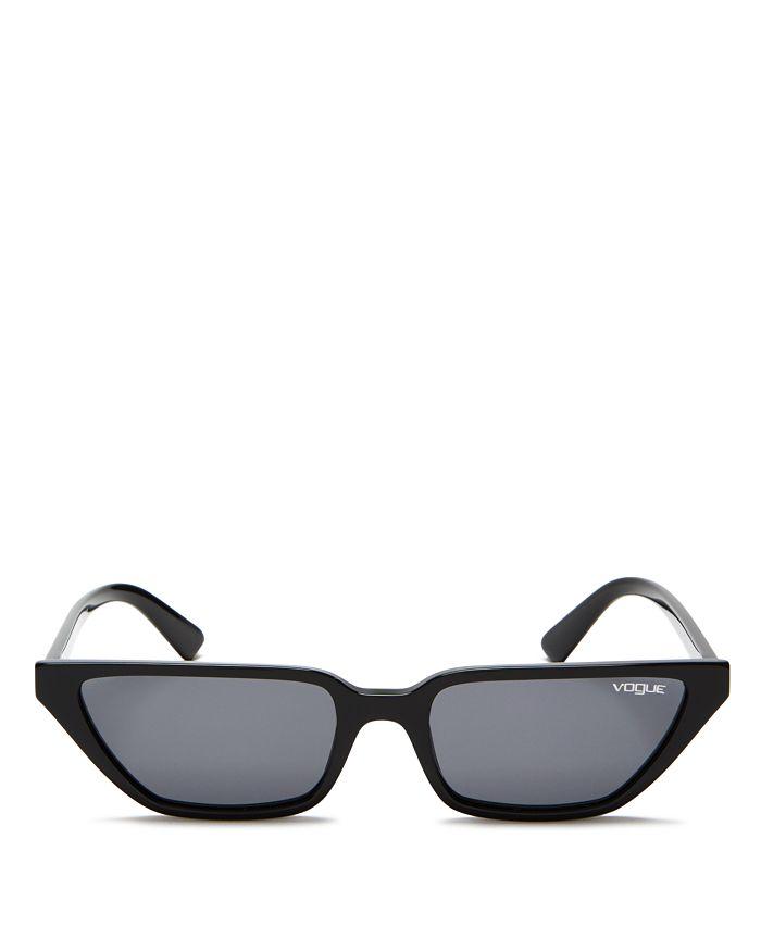 0ebcfc1b011e8 Vogue Eyewear - Women s Gigi Hadid for Vogue Slim Square Cat Eye Sunglasses