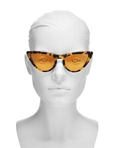 Vogue Eyewear - Gigi Hadid for Vogue Extreme Cat Eye Sunglasses, 54mm