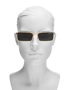 Vogue Eyewear - Women's Gigi Hadid for Vogue Slim Square Sunglasses, 55mm