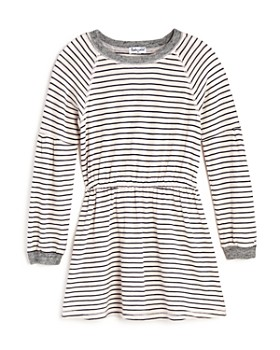 Splendid - Girls' Striped Shirt Dress - Little Kid