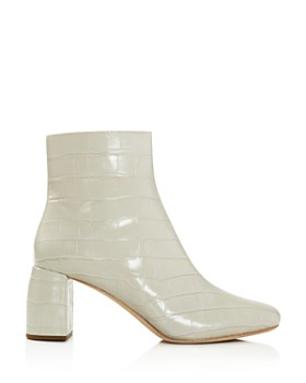 Loeffler Randall - Women's Cooper Almond Toe High-Heel Booties