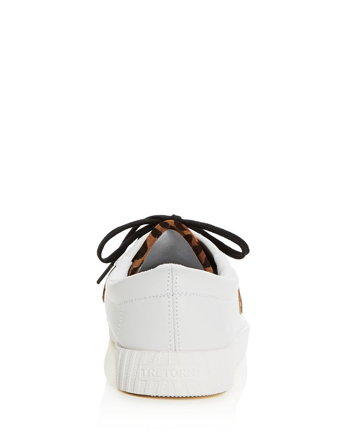 c2340255bf6f Tretorn Women's Nylite 25 Plus Leather Lace Up Sneakers | Bloomingdale's