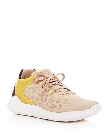 f52ff520796f Nike - Women s Free RN 2018 Wild Suede Lace Up Sneakers