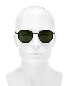 Oliver Peoples - Men's Alland Geometric Sunglasses, 50mm