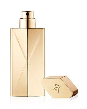 Maison Francis Kurkdjian - Globe Trotter Gold-Tone Travel Spray Case
