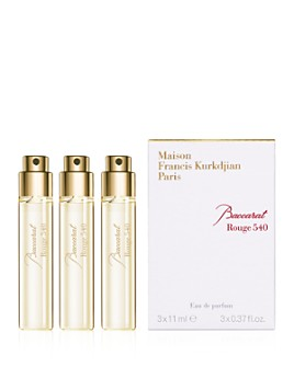 Maison Francis Kurkdjian - Baccarat Rouge 540 Travel Spray Refill Set
